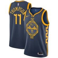 Klay Thompson 2018-19 Golden State Warriors City Edition Jersey