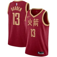 James Harden 2018-19 Houston Rockets City Edition Jersey