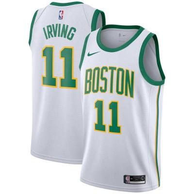 Kyrie Irving 2018-19 Boston Celtics City Edition Jersey