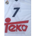 Luka Doncic Real Madrid White Jersey