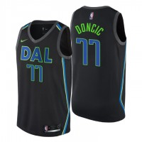 Luka Dončić Dallas Mavericks City Jersey