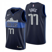 Luka Dončić Dallas Mavericks Statement Jersey