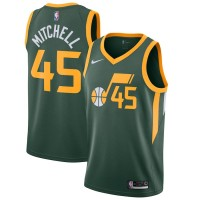 Donovan Mitchell 2018-19 Utah Jazz Earned Edition Jersey