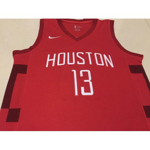19 Houston Rockets Earned Edition Jersey