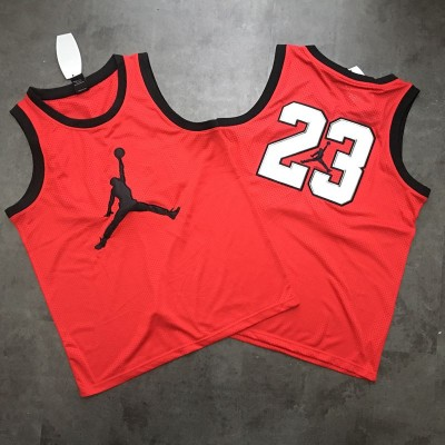 *Michael Jordan Red Jumpman Jersey