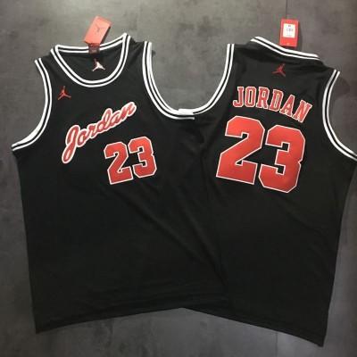 Michael Jordan Signature Series Black/Red Jersey