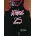 Derrick Rose 2018-19 Minnesota Timberwolves City Edition Jersey