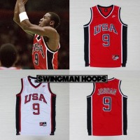 Michael Jordan Team USA 1984 Jerseys