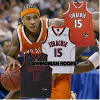 Carmelo Anthony Syracuse NCAA Jerseys