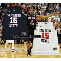 Kawhi Leonard San Diego State NCAA Jerseys