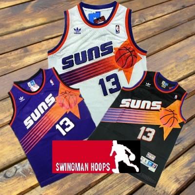 Steve Nash Phoenix Suns Hardwood Classics Jerseys