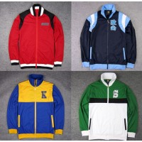 SlamDunk Zip-Up Jackets