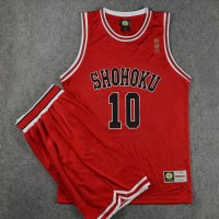 Shohoku High School Red - Authentic