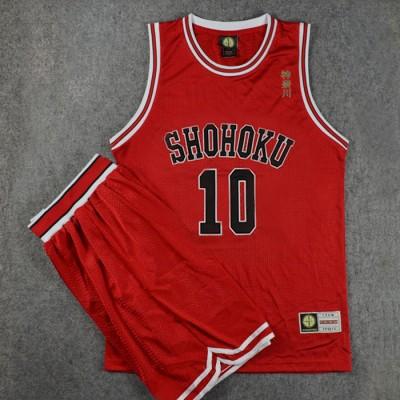 Shohoku High School Red - Authentic