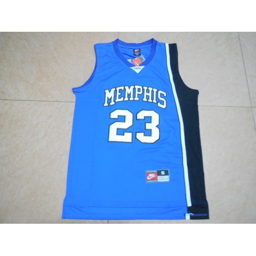 check out 35663 13c76 Derrick Rose Memphis Tigers NCAA Jersey