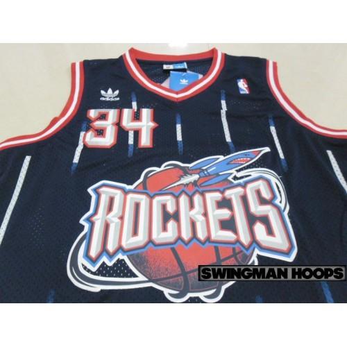 big sale ed21d 81099 Hakeem Olajuwon Houston Rockets Hardwood Classics Jerseys