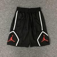 Air Jordan Diamond Black Pinstripe Basketball Shorts