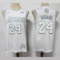 Kobe Bryant White MVP Special Edition Jersey