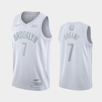 Kevin Durant White MVP Special Edition Jersey