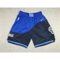 Milwaukee Bucks 2020-21 City Edition Shorts
