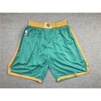 Boston Celtics 2019-20 City Edition Shorts
