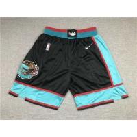 Memphis Grizzlies 2020-21 Classic Edition Black Shorts