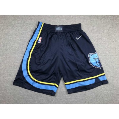 Memphis Grizzlies Navy Blue Shorts