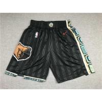 Memphis Grizzlies 2020-21 City Edition Shorts
