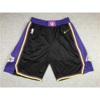 Los Angeles Lakers 2020-21 Earned Edition Shorts