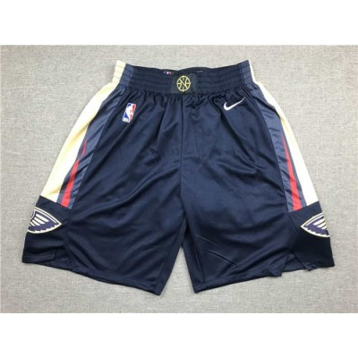 New Orleans Pelicans Navy Blue Shorts