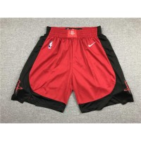 Houston Rockets 2020-21 Red Shorts