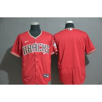 Arizona Diamondbacks Red Baseball Jersey