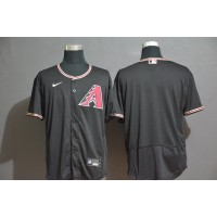 Arizona Diamondbacks Black Baseball Jersey