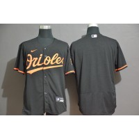 Baltimore Orioles Black Baseball Jersey