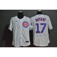 Kris Bryant Chicago Cubs White Baseball Jersey
