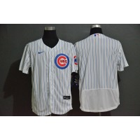 Chicago Cubs White Baseball Jersey
