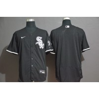 Chicago White Sox Black Baseball Jersey