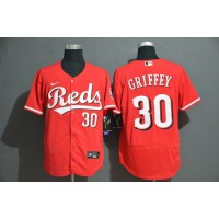 Ken Griffey Jr. Cincinnati Reds Red Baseball Jersey