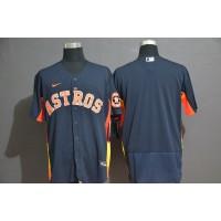 Houston Astros Navy Blue Baseball Jersey