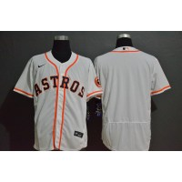 Houston Astros White Baseball Jersey