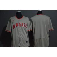 Los Angeles Angels Grey Baseball Jersey