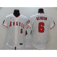 Anthony Rendon Los Angeles Angels White Baseball Jersey