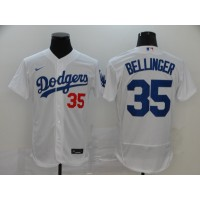 Cody Bellinger Los Angeles Dodgers White Baseball Jersey