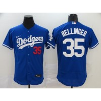 Cody Bellinger Los Angeles Dodgers Blue Baseball Jersey