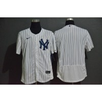 *New York Yankees White Baseball Jersey