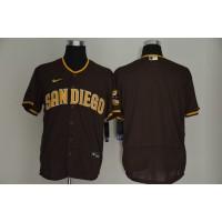 San Diego Padres Brown Baseball Jersey