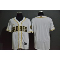 San Diego Padres White Baseball Jersey