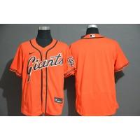 San Francisco Giants Orange Baseball Jersey