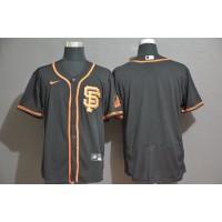 San Francisco Giants Black Baseball Jersey