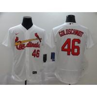 Paul Goldschmidt St. Louis Cardinals White Baseball Jersey